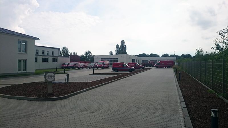 Cherier Firmengebäude