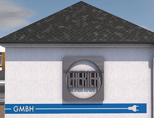 Cherier Firmengebäude – Interiordesign