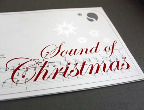 Sound of Christmas – Robinson Club – Print