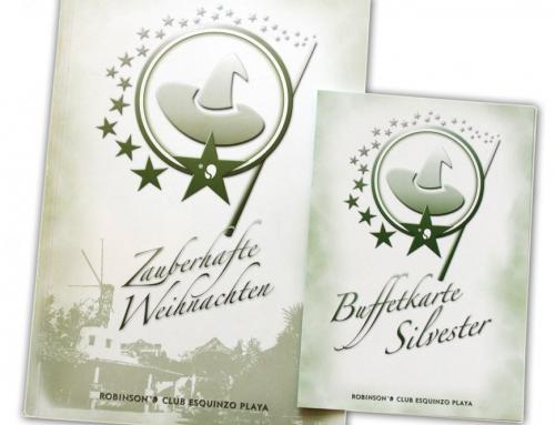 Wicked – Robinson Club – Print und Setdesign