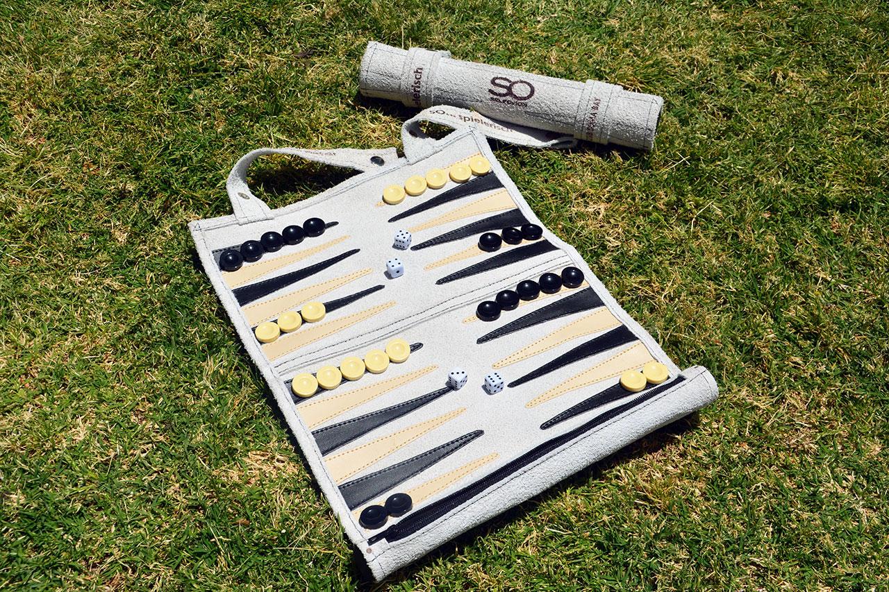 SO selection Backgammon