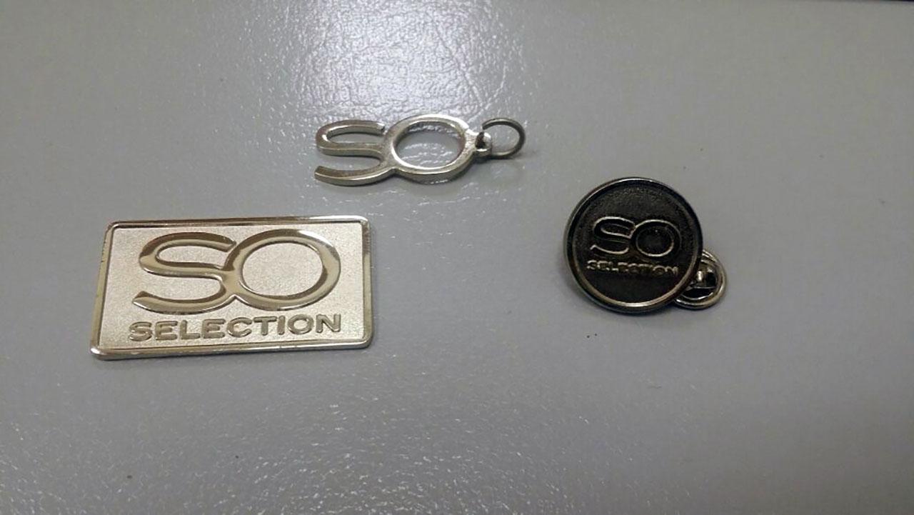 SO selection Pins